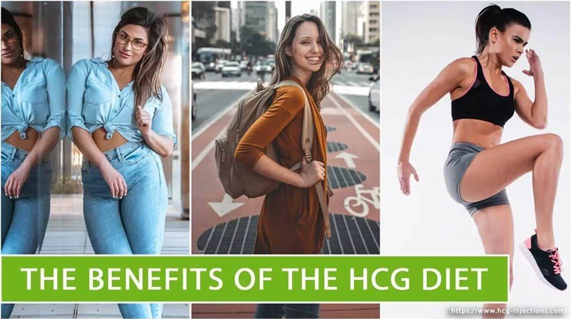 The Benefits of the HCG Diet