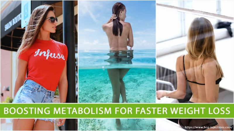 Boosting Metabolism For Faster Weight Loss
