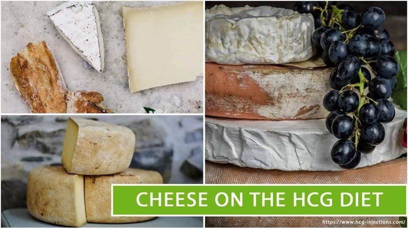 Cheese on the HCG Diet