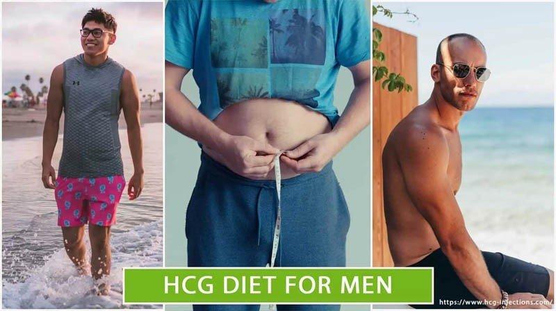 HCG Diet for Men