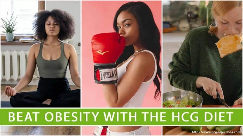 Beat Obesity with the HCG Diet