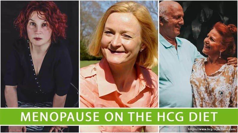 Menopause on the HCG Diet