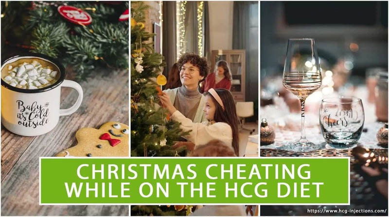 Christmas Cheating While on the HCG Diet