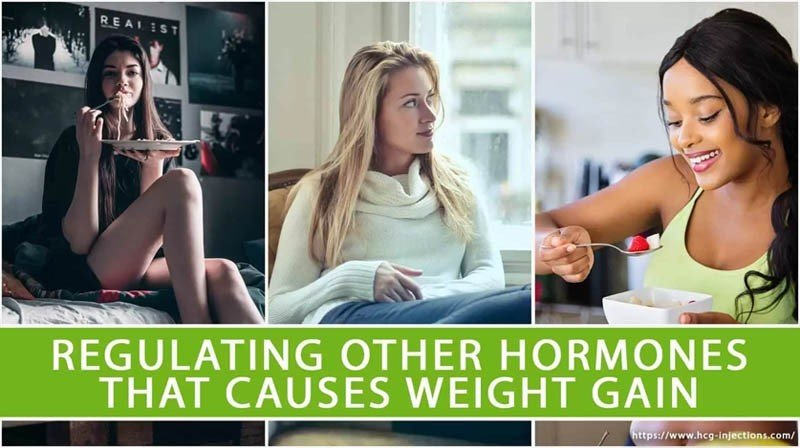 Regulating Other Hormones that Causes Weight Gain