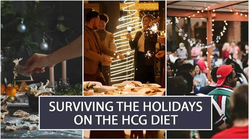 Surviving the Holidays on the HCG Diet