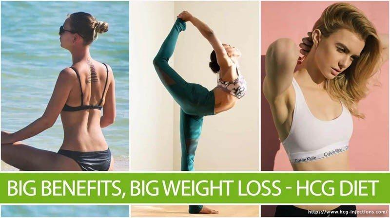 Big Benefits, Big Weight loss – HCG Diet