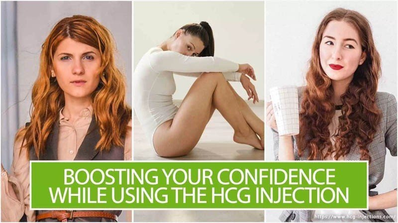 Boosting Your Confidence While using the HCG Injection