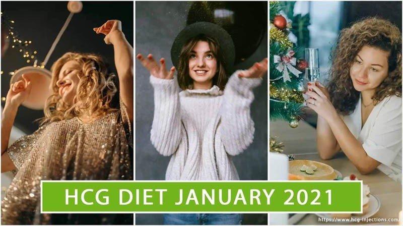 HCG Diet January 2021