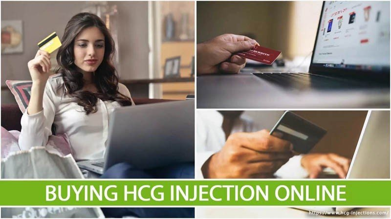 Buying HCG Injection Online