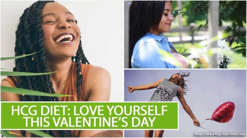 HCG Diet: Love Yourself this Valentine's Day