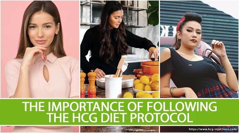 The Importance of Following the HCG Diet Protocol