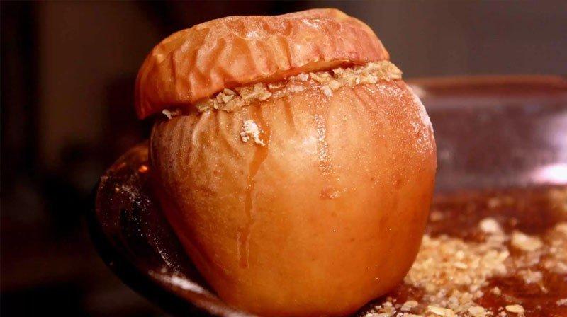 Cinnamon Baked Apple