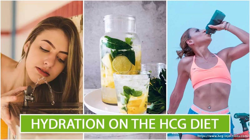 Hydration on the HCG Diet