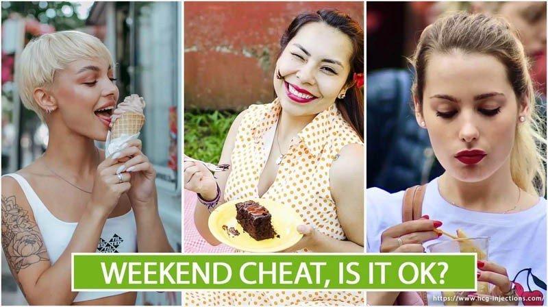 Weekend cheat, is it OK?