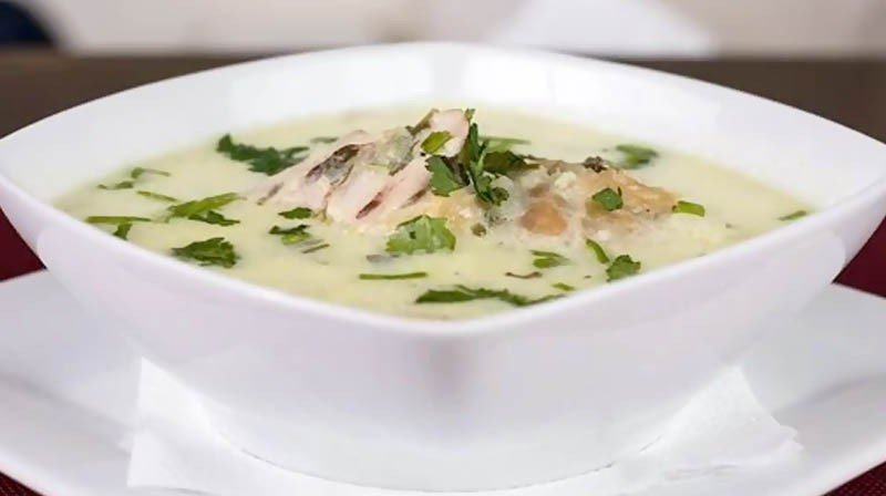 Cream of Chicken Soup for Phase 2