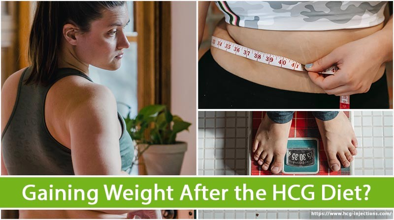 Gaining Weight After the HCG Diet?