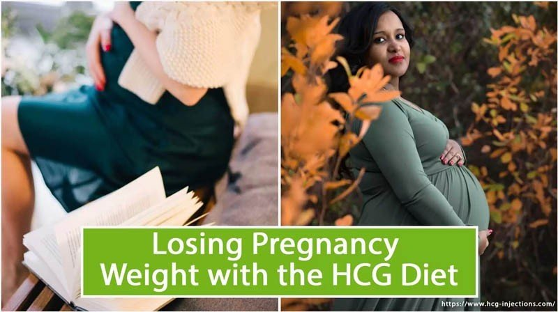 Losing Pregnancy Weight with the HCG Diet