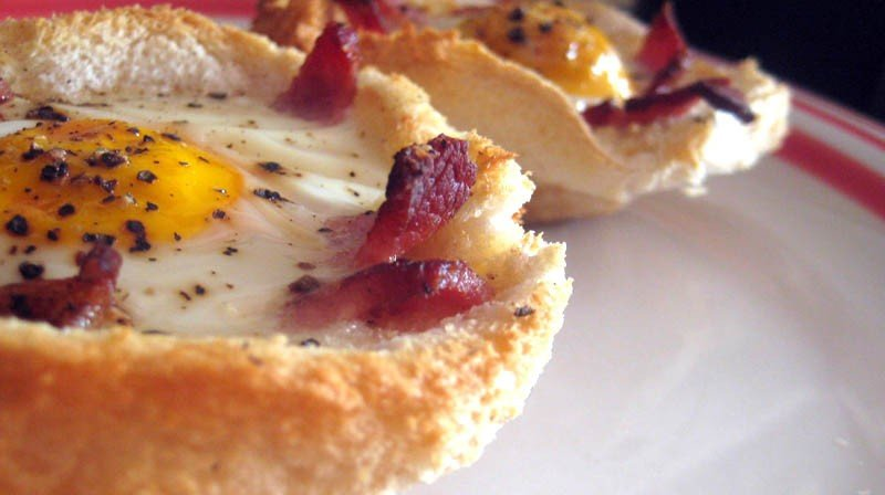 Breakfast Cups for Phase 3 of The HCG Diet