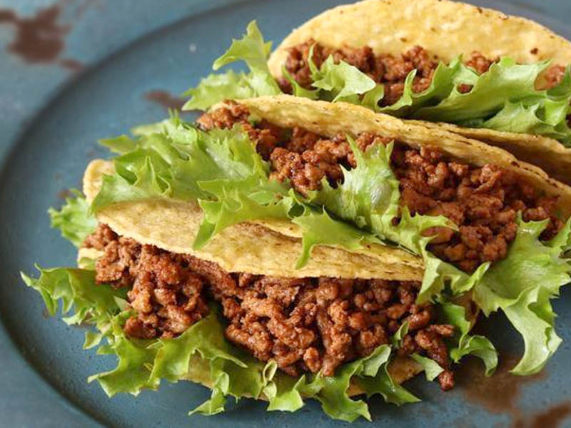 Ground Beef Tacos for Maintenance Phase