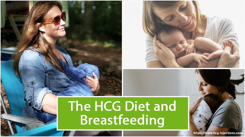 The HCG Diet and Breastfeeding