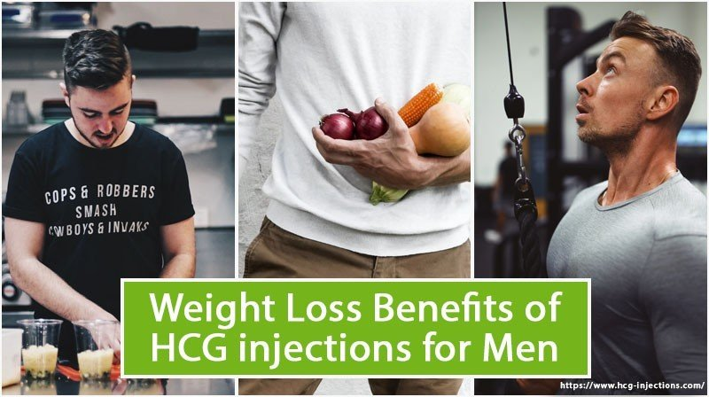 Weight Loss Benefits of HCG injections for Men